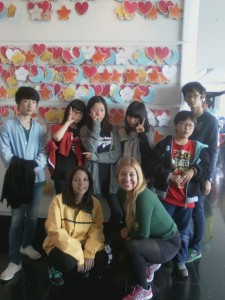 Kids and Volunteers from Dream Up Orphanage in Suwon visit Seoul
