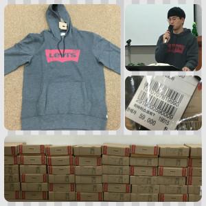 Levi's Donation