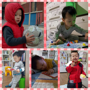 JY arrived at Samsungwon when he was about 2 months old, and he is now 28 months old. He has been attending preschool with KKOOM's help since March 2015.