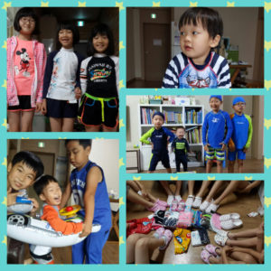 Korean orphans volunteer orphanage dontate