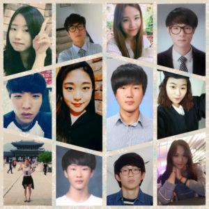 Some of the KKOOM College Scholarship Recipients since 2011