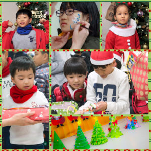 The kids at Samsungwon Orphanage in Gumi had a great time at the 2016 KKOOM Christmas Party